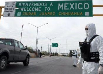 Chihuahua, el primer estado en regresar al semáforo rojo del covid 1