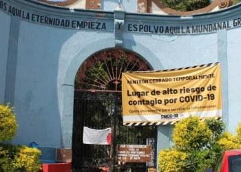 Panteones en Cuernavaca cerrarán durante celebración del Día de Muertos por pandemia 1