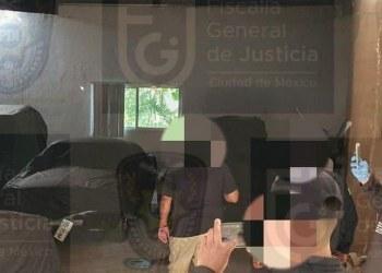 Catean casa de Raymundo Collins en Morelos; le aseguran 41 autos clásicos de lujo 7