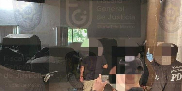 Catean casa de Raymundo Collins en Morelos; le aseguran 41 autos clásicos de lujo 1