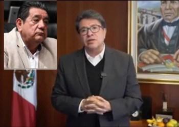 Monreal se deslinda del incendiario Félix Salgado; pide bajarle a pelea con el INE 12