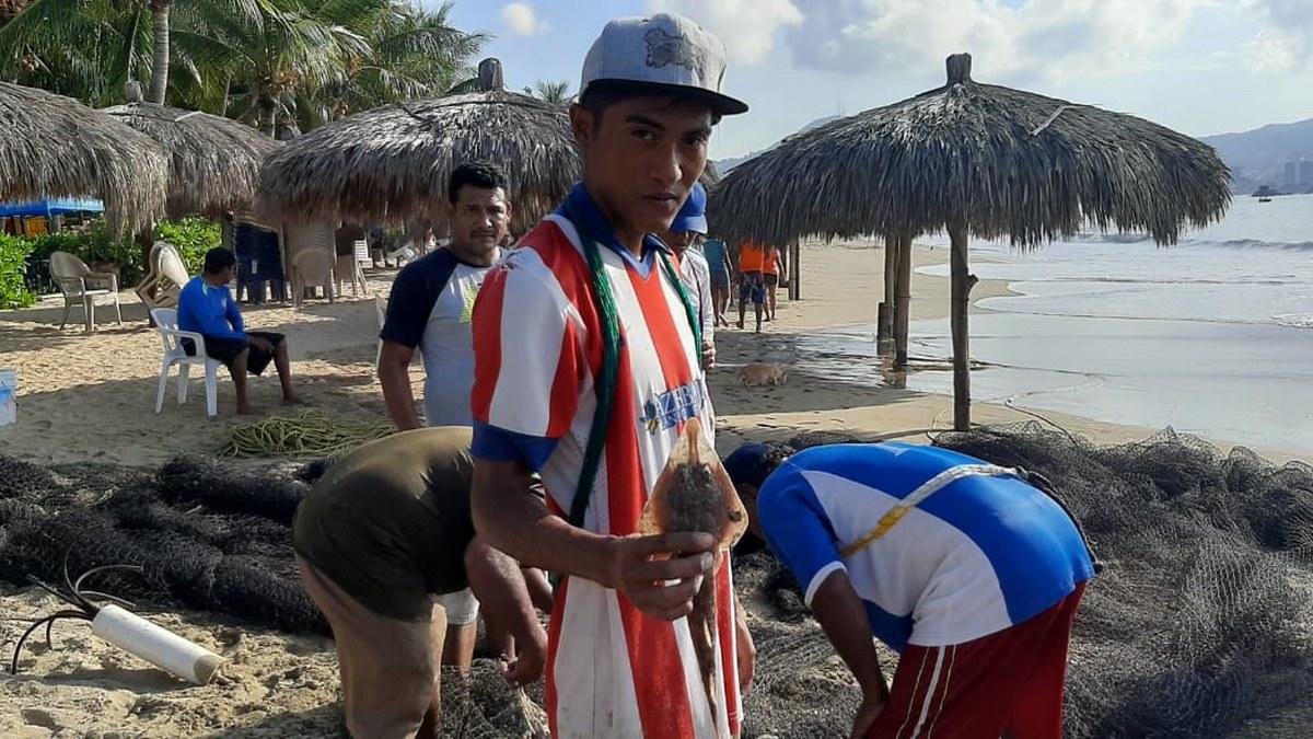 'Las congojas para mí no existen', ni por el covid, dice pescador de Acapulco 5