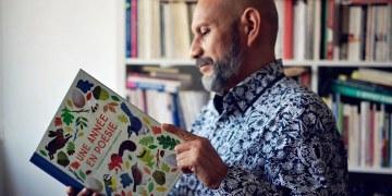 La poesía mexicana es inexistente en Francia, dice el poeta Sergio Ávalos 1
