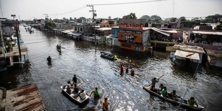 Censo para damnificados en Tabasco inicia el lunes: Bienestar 1