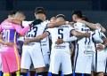 Pumas vence al Necaxa en la cancha del Estadio Victoria 1