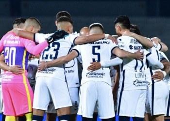 Pumas vence al Necaxa en la cancha del Estadio Victoria 7