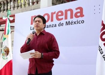 Mario Delgado llama a movilización por nuevo revés a candidatura de Félix 5