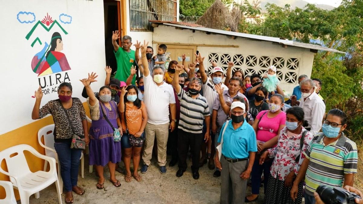 Víctor Aguirre: es el momento de trabajar por el bien de Acapulco 1