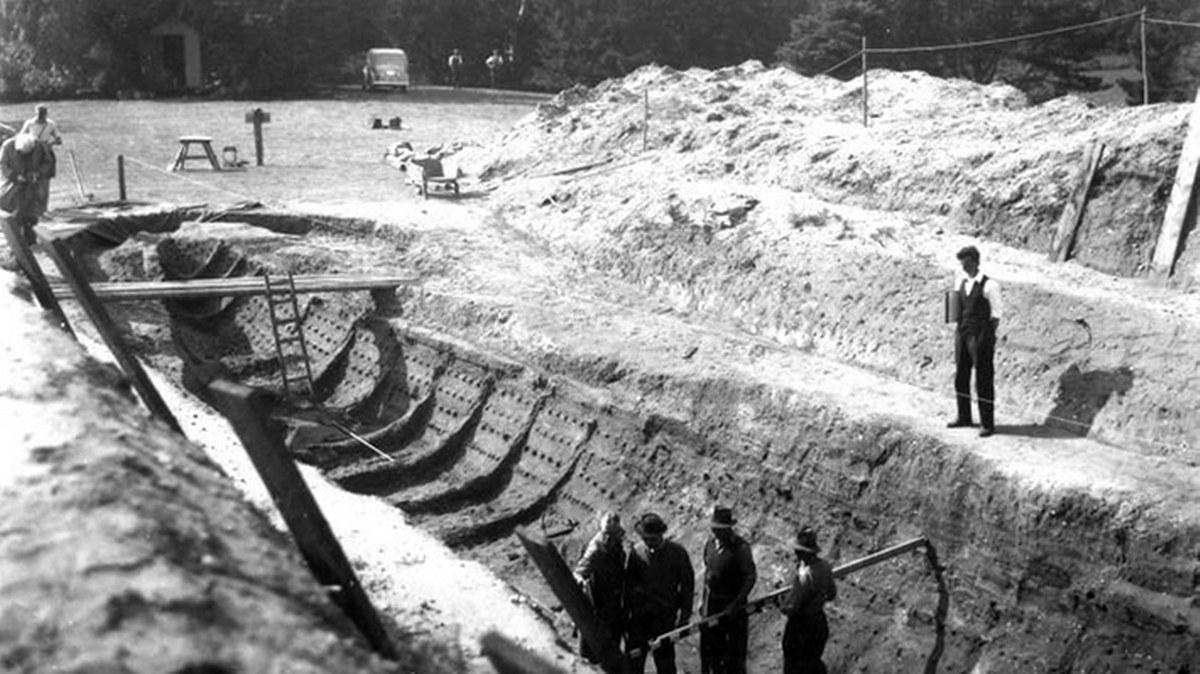 El tesoro de Sutton Hoo, la tumba altomedieval más rica de Europa 4