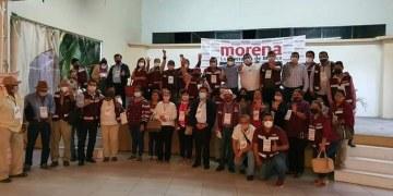 Morena-Guerrero define género en 5 municipios, aplaza los demás por falta de información 9