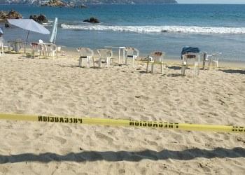 Acapulco, violencia sigue arrojando cadáveres; muere hombre baleado en pleno centro 6