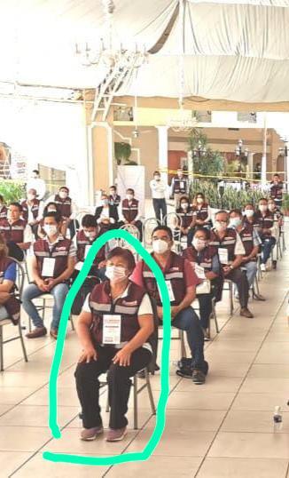 Funcionarios de Bienestar participaron en acto político de Félix Salgado en Chilpancingo 4