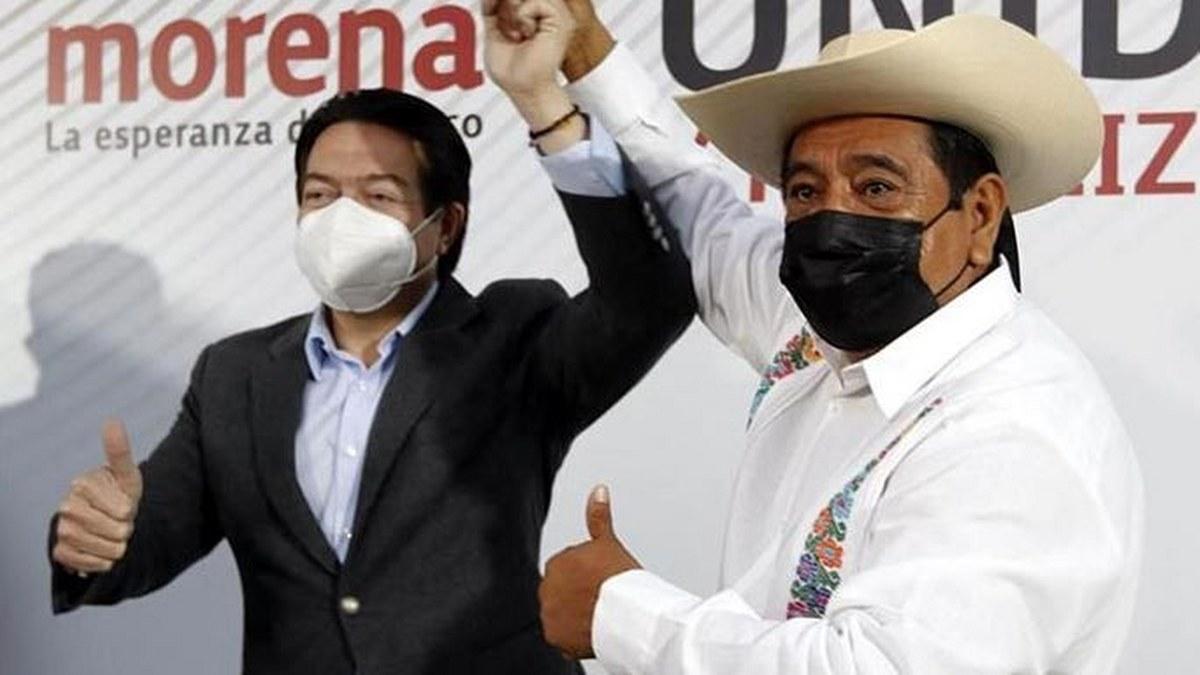 """Mujeres mandan mensaje a AMLO por """"imposición"""" de Félix en candidatura 2"""
