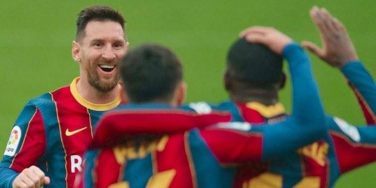 Barcelona recupera el subliderato en España tras vencer al Sevilla 1