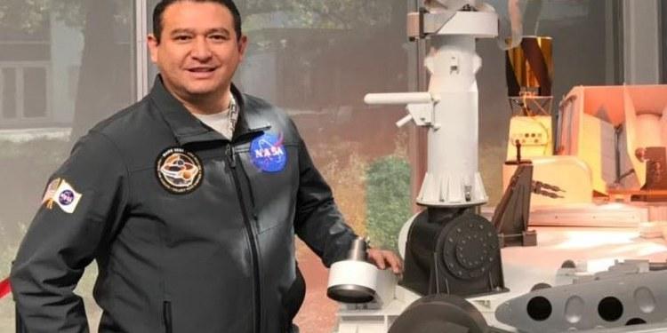 ¡Orgullo nacional! El mexicano detrás de la misión a Marte del Perseverance 1