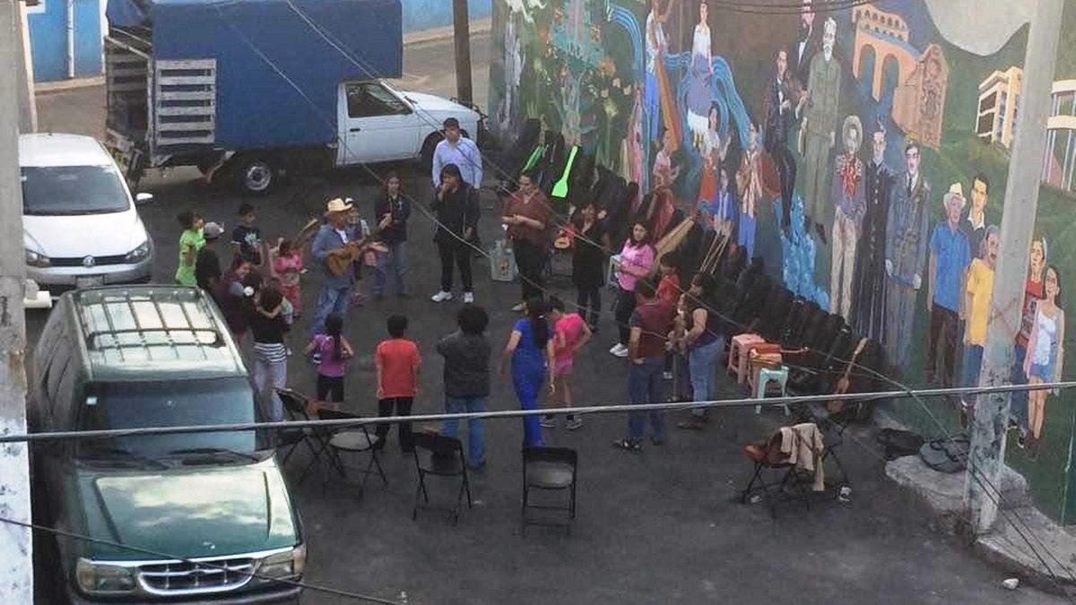 Jóvenes Orquestas, un proyecto antiviolencia de rescate comunitario a través de la música 3