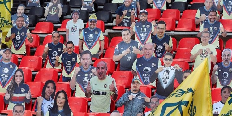 Aficionados podrán volver al Estadio Azteca en esta fecha 1