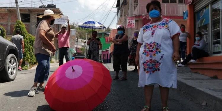 Toño Gaspar promete agua a ciudadanos de Chilpancingo y no les cumple 1