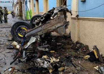Mueren 16 personas tras explosión de coche bomba en Colombia 1