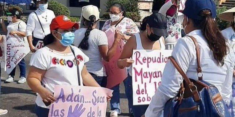 marcha Tabasco