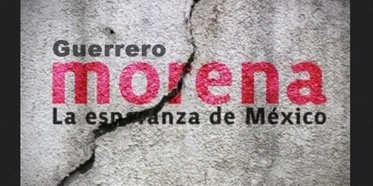 Morena, voto diferenciado en Guerrero por imposición de candidatos a diputados 1