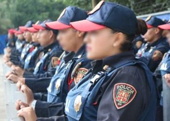 Más de 2 mil 500 mujeres policías resguardarán la marcha del 8M en CDMX 5
