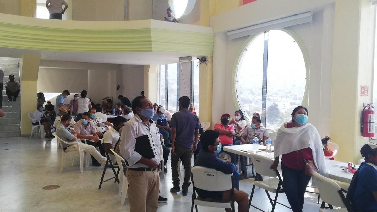 Ríos Saucedo denuncia agandalles de Marcial y Félix en candidaturas para alcaldes de Morena 1