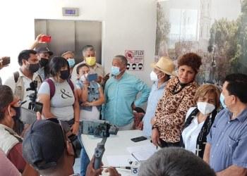Excandidatos de Morena desconocen dirigencia en Guerrero; exigen corregir candidaturas 8