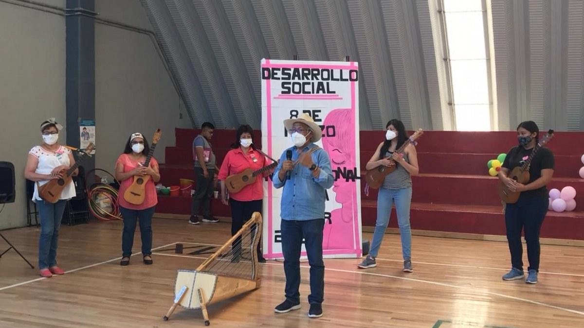 El taller de música en Jóvenes Orquestas cambió mi modo de vivir: Guadalupe Teresa 2