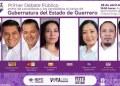 IEPC anuncia primer debate a gubernatura de Guerrero, Morena no tiene candidato 2
