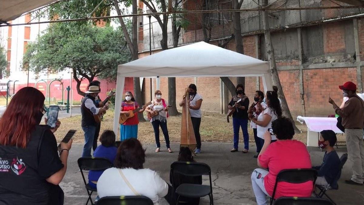 El taller de música en Jóvenes Orquestas cambió mi modo de vivir: Guadalupe Teresa 1