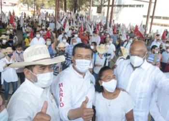 Mario Moreno sigue creciendo, suma apoyos de Antorcha Campesina en Guerrero 5