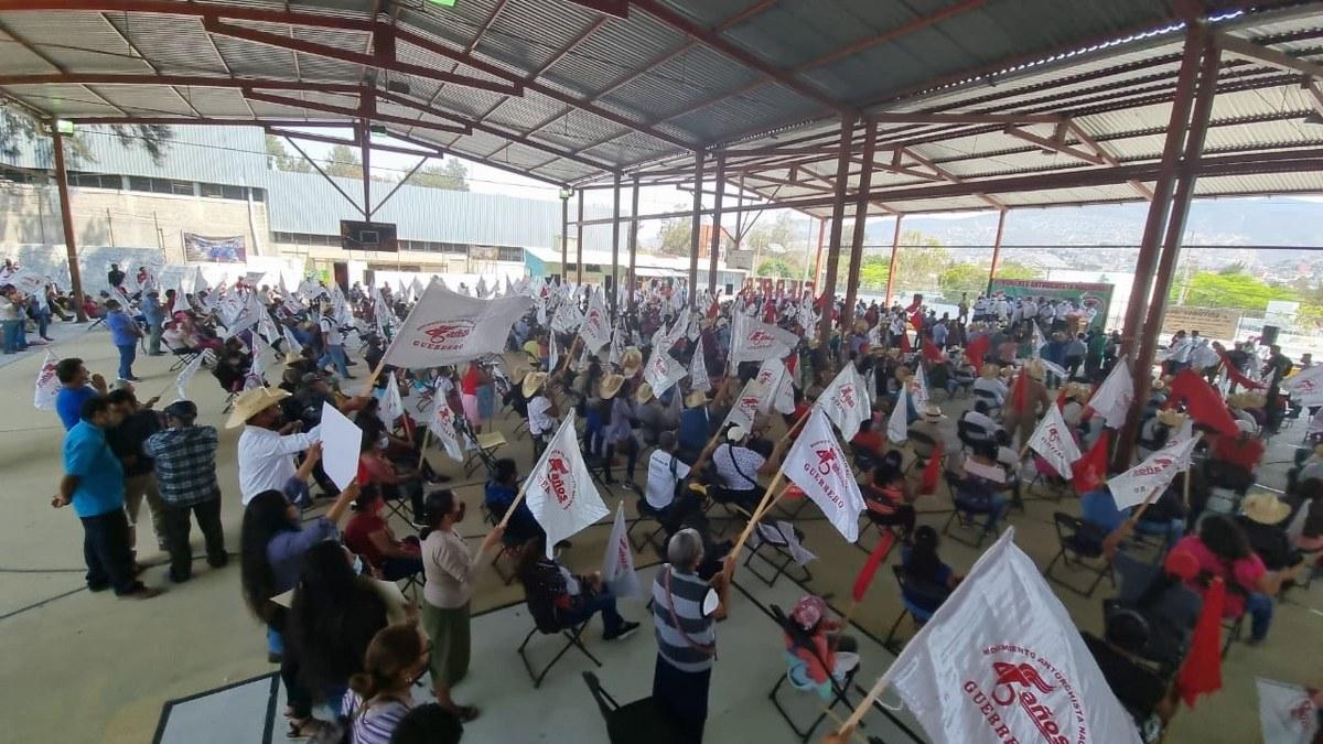 Mario Moreno sigue creciendo, suma apoyos de Antorcha Campesina en Guerrero 2