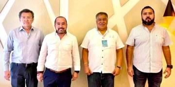 Ricardo Taja, candidato de la alianza PRI-PRD, va con todo para recuperar Acapulco 6