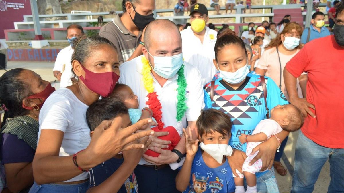 Ricardo Taja: 'vamos a cambiar Acapulco para mejorar la calidad de vida' 1