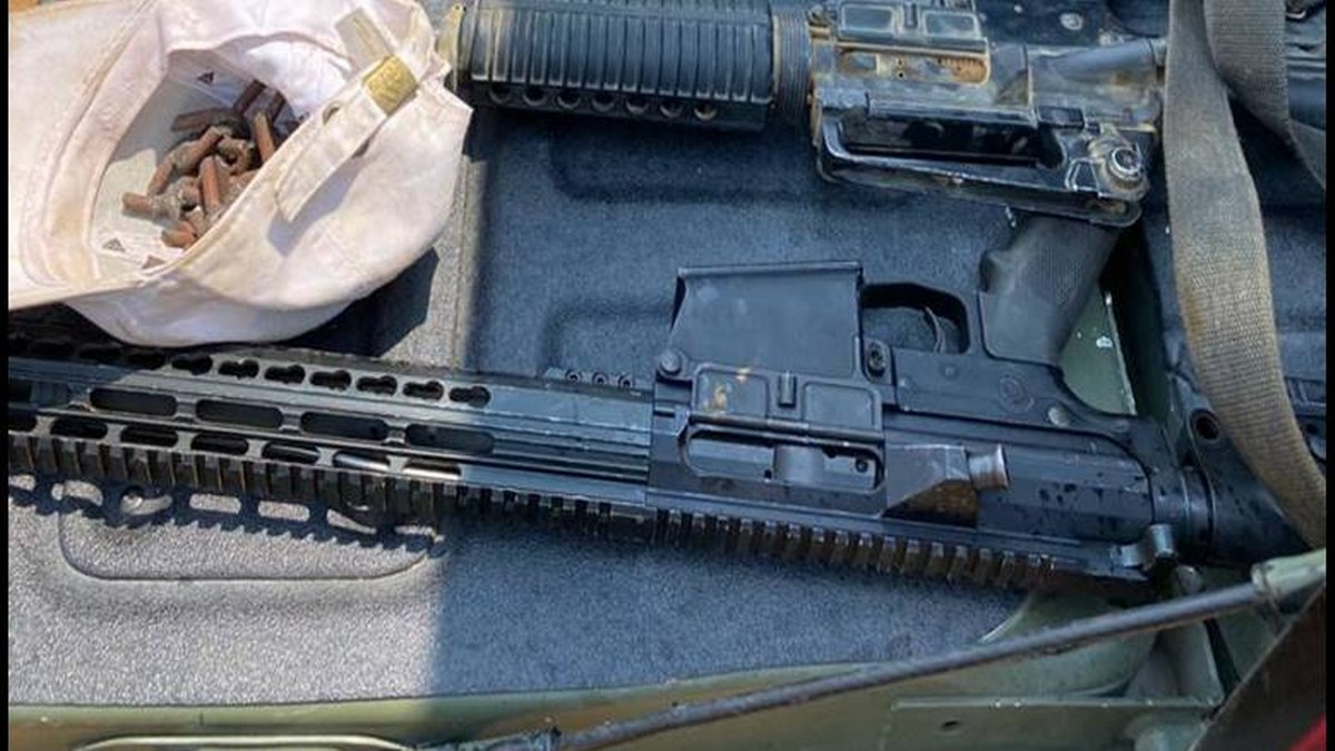Soldados repelen agresión de sicarios y confiscan drogas y armas en Michoacán 1
