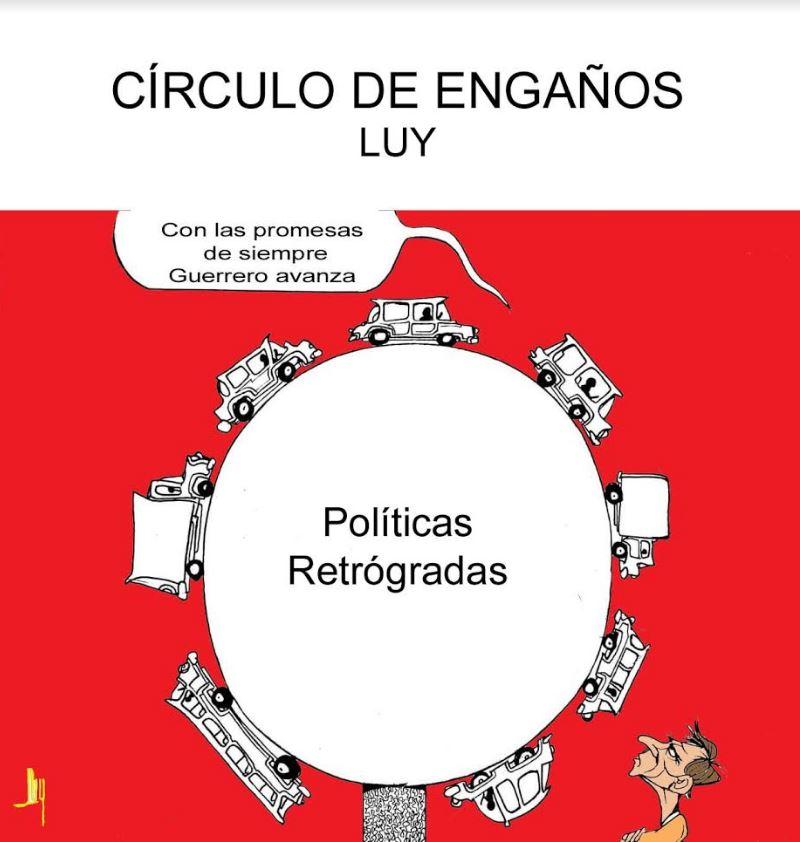 Círculo de engaños | Luy 2