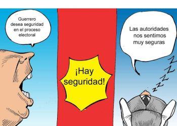 Guerrero seguro | Luy 19
