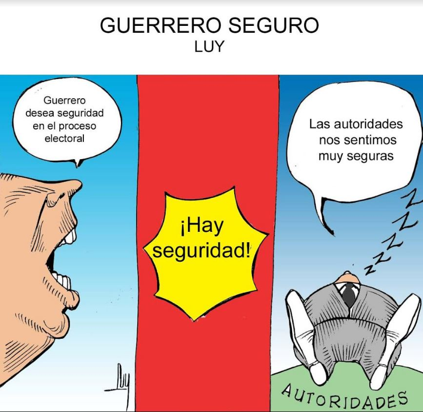 Guerrero seguro | Luy 2