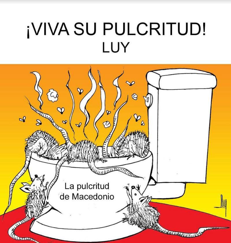 ¡Viva su pulcritud! | Luy 2