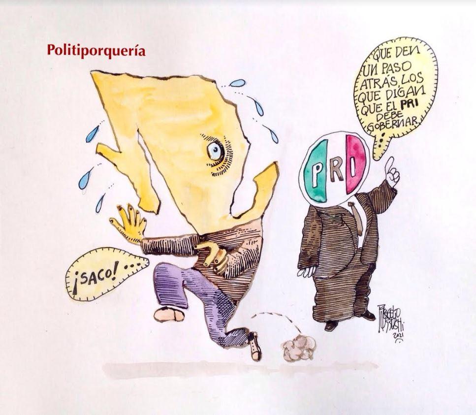 Politiporquería | Urrusti 2