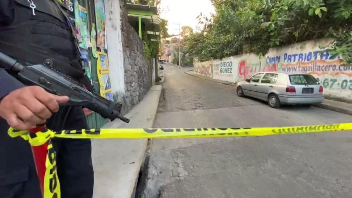 Arranca fin de semana violento en Morelos 1