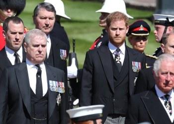 Funeral del príncipe Felipe, duque de Edimburgo en FOTOS 5