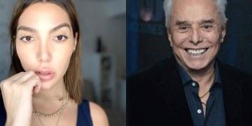 """""""Que me demande"""": Enrique Guzmán responde a Frida Sofía 1"""