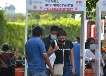 Hay 639 casos activos de Covid en Guerrero; 202 están en Acapulco 3