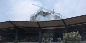 Arde restaurante en plaza Averanda de Cuernavaca 66