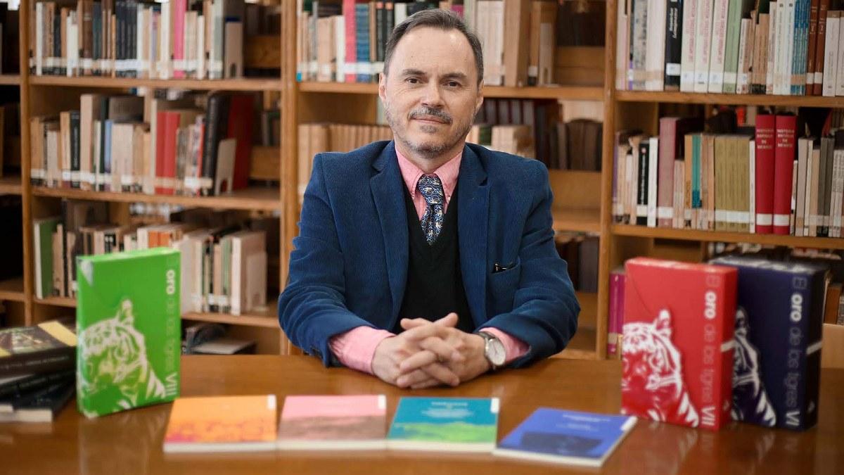 En la poesía joven hay una especie entre timidez y soberbia, dice José Javier Villarreal 3