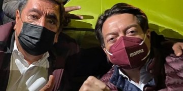Mario Delgado y Marcial Rodríguez, los responsables de la sanción a Félix 4