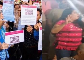 Se perderán apoyos sociales si no votan por Morena, amenazan candidatos en Guerrero| VIDEO 6