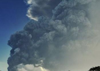 Isla San Vicente se queda sin agua tras erupción volcánica 6